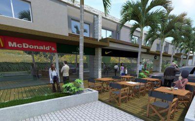 Condominio ubicado en Escobar y comercializado por Toribio Achaval. (Art. Clarin 29/04/14)